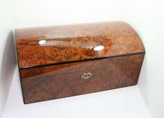 Limited Edition Daniel Marshall Treasure Chest Humidor - IN STOCK @ CIGARMANOR.COM