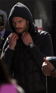 Jaysus Paul Spector scares me. What Jamie can do with just a glare...