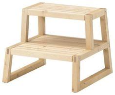 MOLGER Step stool - modern - Ladders And Step Stools - IKEA