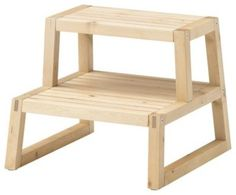 MOLGER Step stool modern ladders and step stools