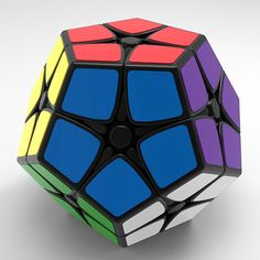 Brand New Shengshou 2x2x2 Megaminx Speed Magic Cube Puzzle Game Cubes Educational Toys For Children Kids