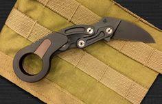 Morphing Karambit Floors Tactical Knife Fans