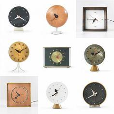 Seth Thomas Mid Century Modern Mantel Clock. $85.00, via Etsy-this ...