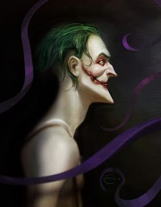 The Joker by Colin Fix