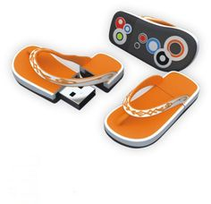 Flip Flop USB Flash Drive