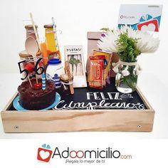 Birthday Bar, Cute Birthday Gift, Handmade Gifts For Him, Bath Caddy, Dory, Cocoa, Brunch, Diy Crafts, Breakfast