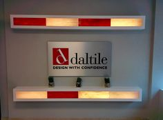 Daltile Sales Service Center - Toronto featuring Daltile #Tile and #Stone, American Olean Tile and Stone, as well as #Laticrete, #Schluter, #Aquamix, Vogue Bay and A. Bottini tools.