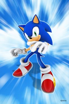 Sonic the Hedgehog iPhone 4 wallpaper