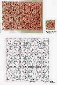 La Magia del Crochet: MOTIVOS DE INFARTO!!! Me encantan....