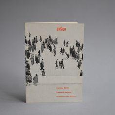 Berlin Interbau 1957 card