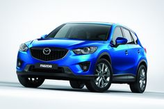 The Mazda CX-5. Are you ready for this?
