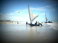 Pecem Beach - Ceará - Brasil