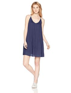 Roxy Women's Intentions Dress -- Check out the image by visiting the link. (This is an affiliate link)