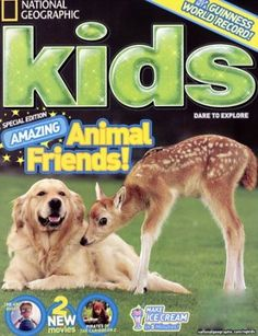 National Geographic Kids: Amazon.com: Magazines