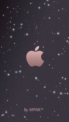 apple . pink . galaxy . wallpaper