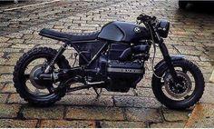 BMW K Series black