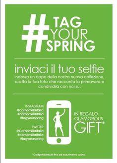 Omaggio da Camomilla Italia inviando un selfie - http://www.omaggiomania.com/omaggi-con-acquisto/omaggio-camomilla-italia-inviando-selfie/
