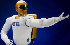 NASA R2 - Robonauta Umanoide per la Stazione Spaziale ( clicca l'immagine per continuare a leggere )