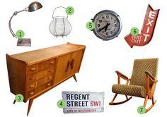 Tiendas vintage. Hay vida más allá de Ikea: la ruta imprescindible de la decoración vintage. Noticias de Estilo. La pasión por el vintage también ha llegado a la decoración. Mesas, butacas, lámparas y objetos extraños redecorarán tu hogar de otra manera.