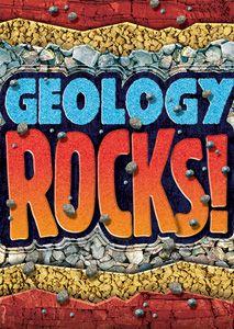 Geology Rocks Argus Large Poster