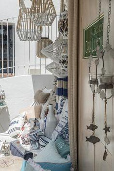 Carla LLimona Botiga de Decoració Marinera i Coses de la Mar, Calella de Palafrugell Summer Decoration, Throw Pillows, Bed, Shopping, Home, Cushions, House, Decorative Pillows, Decor Pillows