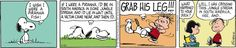 The mind of your dog...Peanuts for 3/22/2014 | Peanuts | Comics | ArcaMax Publishing