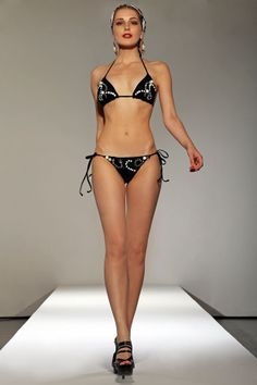 Raffaela D'Angelo Embroidered Bikini