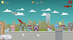 Check this out! Enjoy this free little planes city rescue game. Help save the city from the attack of the enemy planes and jets.