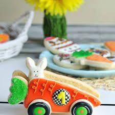 """Résultat de recherche d'images pour """"car sugar cookies carrot"""""""