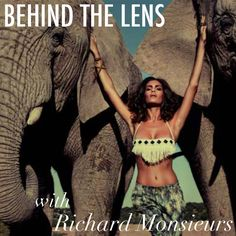Behind the Lens: with Richard Monsieurs, Beauty Photographer! #beauty #photographer #editorial