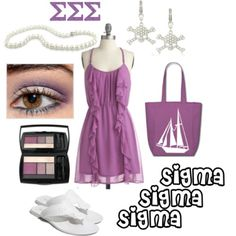 Tri sigma. So cute for cbm