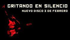 GRITANDO EN SILENCIO publicará nuevo disco el 3 de febrero