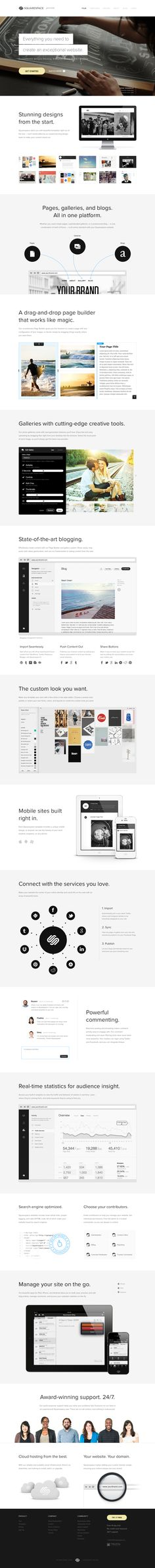 Web design layouts and inspiration Web Design Mobile, Web Ui Design, Page Design, Blog Design, Ecommerce, Responsive Layout, Layout Design, Web Layout, Gui Interface