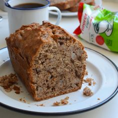 Sin Gluten, Gluten Free, Cakes And More, Banana Bread, Pear, Bakery, Food And Drink, Sweets, Cooking