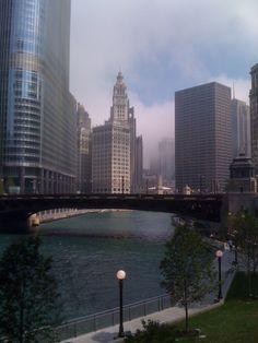 Chicago River Chicago, IL
