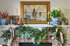 NINE + SIXTEEN: Snippets of Christmas in Our Home