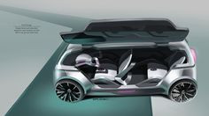 Peugeot: Mobile Medical Response Vehicle on Behance