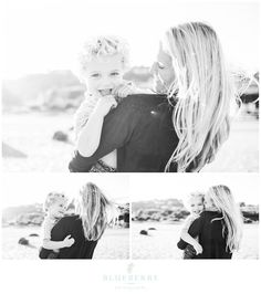 Mother and son family photo session in Mill Valley