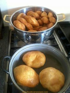 Food Lovers Recipes | Category Archives: Vetkoek | Page 2Vetkoek Bread Recipes, Snack Recipes, Cooking Recipes, Snacks, South African Recipes, Ethnic Recipes, Cooking For Two, Food Categories, Bread Baking
