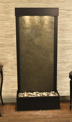 What a great addition to any room. Can you imagine the peace and tranquility this floor fountain would bring to your home.