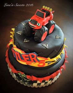 Blaze and the Monster Machines / Love'n Sweets Home Bakery