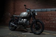 1985 BMW R65 KUSTOM #1 - Photo by RSK Photography Perth