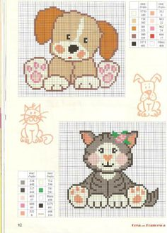 1 million+ Stunning Free Images to Use Anywhere Cross Stitch For Kids, Cross Stitch Cards, Simple Cross Stitch, Cross Stitch Baby, Cross Stitch Animals, Cross Stitching, Cross Stitch Embroidery, Cross Stitch Designs, Cross Stitch Patterns