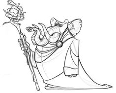 Dan Seddon: evil elephant ★ Find more at http://www.pinterest.com/competing/
