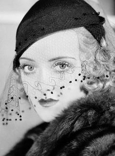 via FB The Roaring 20s & 30s.    Bette Davis