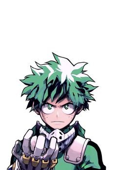 Midoriya Izuku Boku no Hero Academia Akademie boku Hero Izuku Midoriya My Hero Academia Episodes, My Hero Academia Memes, Hero Academia Characters, My Hero Academia Manga, Chibi Characters, Fictional Characters, Deku Hero Academia, Buko No Hero Academia, Manga Art