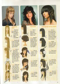 farrah fawcett haircut diagram anexa beauty rh anexabeauty org