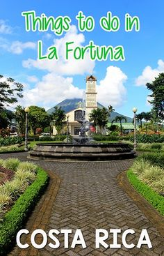 Things to do in La Fortuna, like Arenal volcano