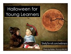 Halloween Activities, Web Tools & Apps For Kids by Shelly Terrell via slideshare