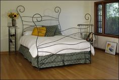 Far Out Beds...Wrought Iron, Cool, Funky, Modern, Contemporary Beds! on imgfave